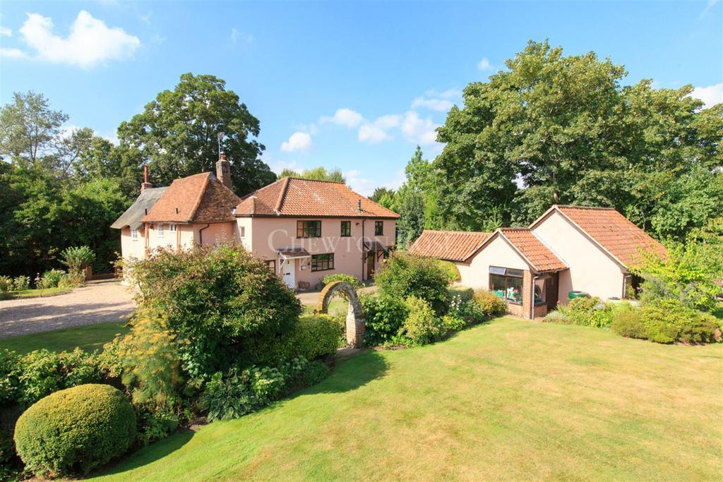 4 Bedrooms Detached House for sale in Polstead