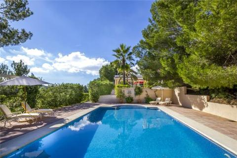 6 bedroom detached house  - Villa With Guest House And Views, San Jose, Ibiza