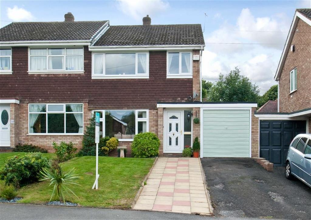 3 Bedrooms Semi Detached House for sale in 31, Walden Gardens, Penn, Wolverhampton, West Midlands, WV4