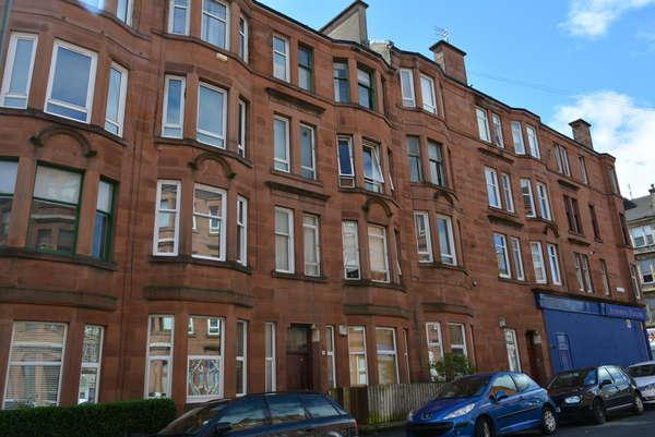 1 Bedroom Flat for sale in 0/1, 14 Somerville Drive, Glasgow, G42 9BQ
