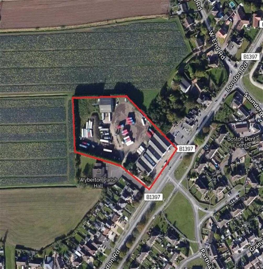 Land Commercial for sale in London Road, Wyberton