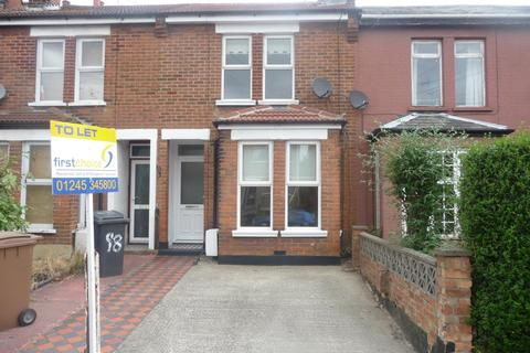 3 bedroom terraced house to rent - Rectory Lane, Chelmsford CM1 1RF