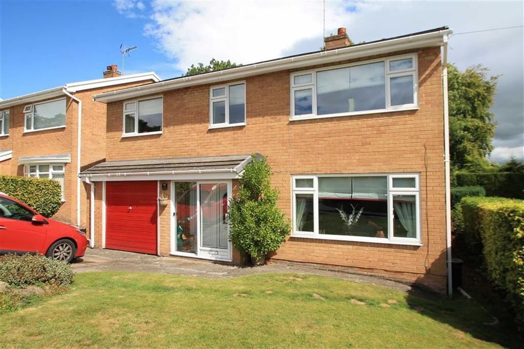 5 Bedrooms Detached House for sale in Pont Adam Crescent, Ruabon, Wrexham