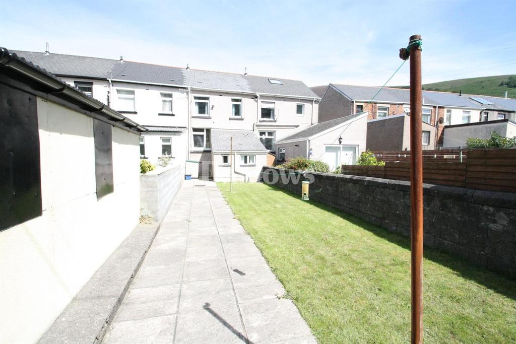 3 Bedrooms Terraced House for sale in Curre Street, Cwm, Ebbw Vale, Gwent