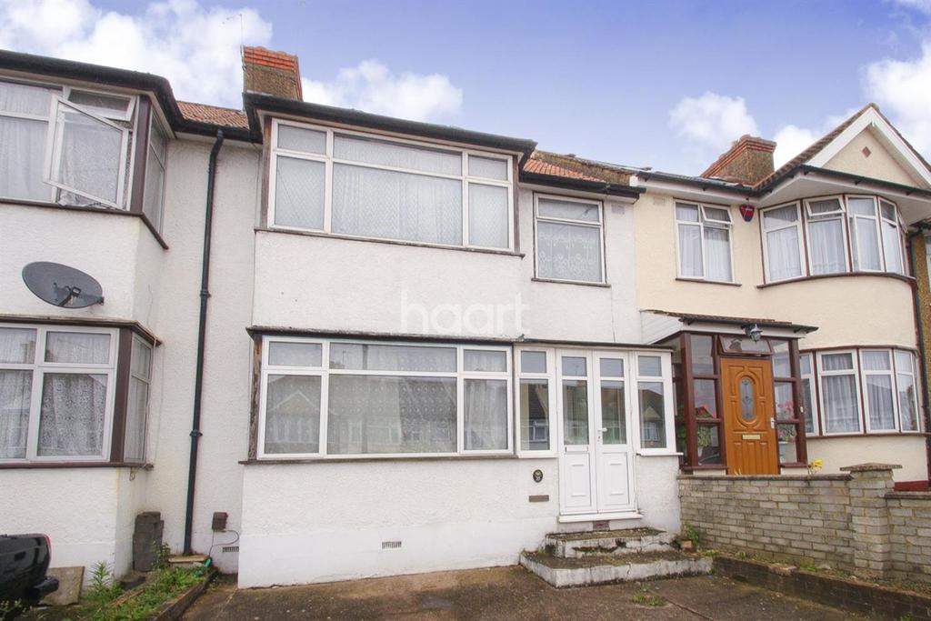 3 Bedrooms Terraced House for sale in Woodside Close, Wembley Central