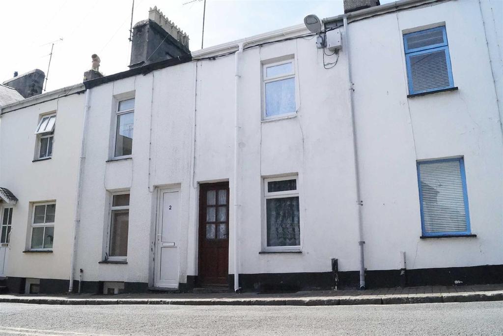 2 Bedrooms Terraced House for sale in Church Street, Pwllheli