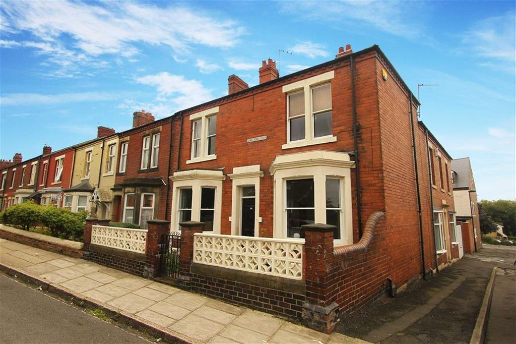 3 Bedrooms Terraced House for sale in Armstrong Road, Newcastle Upon Tyne