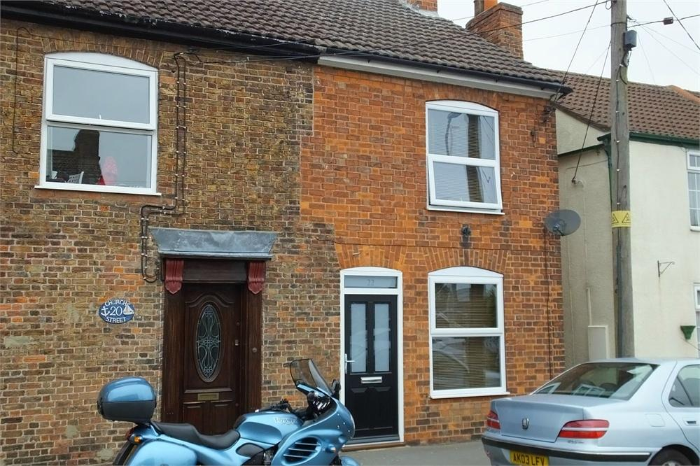 2 Bedrooms Terraced House for sale in Church Street, Donington, Spalding, Lincolnshire