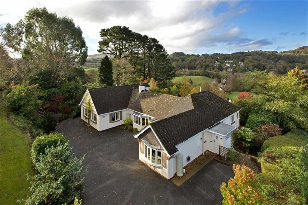 4 Bedrooms Detached House for sale in Lustleigh, Newton Abbot, Devon, TQ13