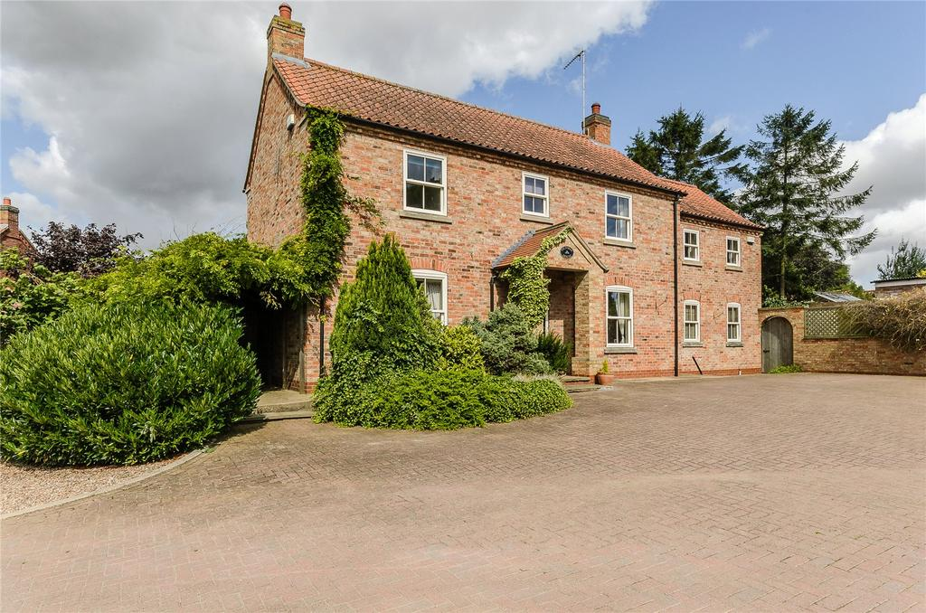 5 Bedrooms Detached House for sale in Victoria House, Partney, Spilsby, Lincolnshire, PE23