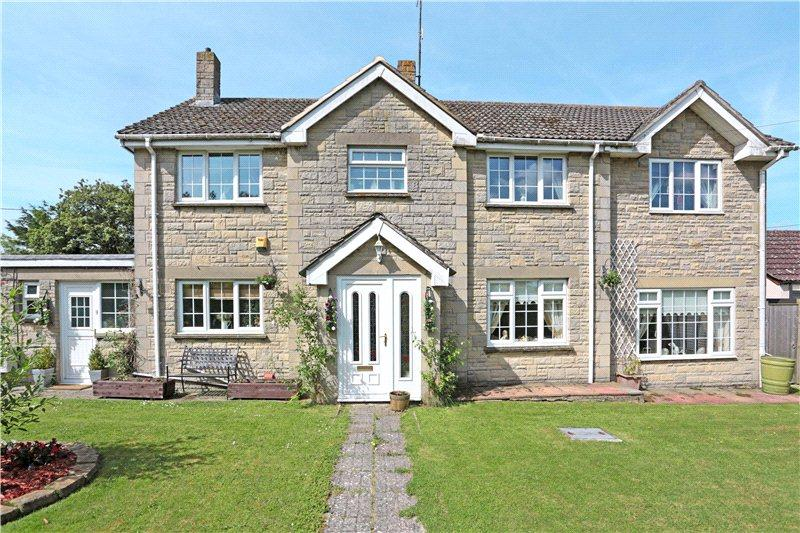 5 Bedrooms Detached House for sale in Bushton, Swindon, Wiltshire