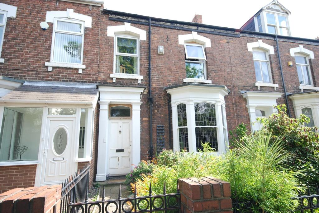 3 Bedrooms Terraced House for sale in Broxbourne Terrace, Off Chester Road, Millfield