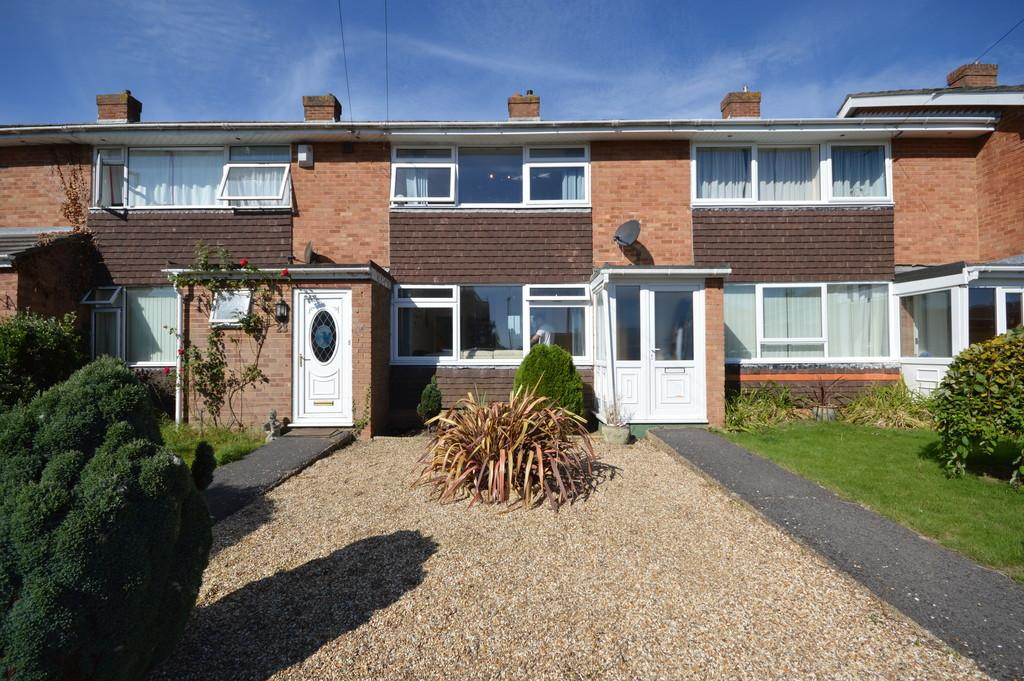 2 Bedrooms Terraced House for sale in Kenilworth Close, New Milton
