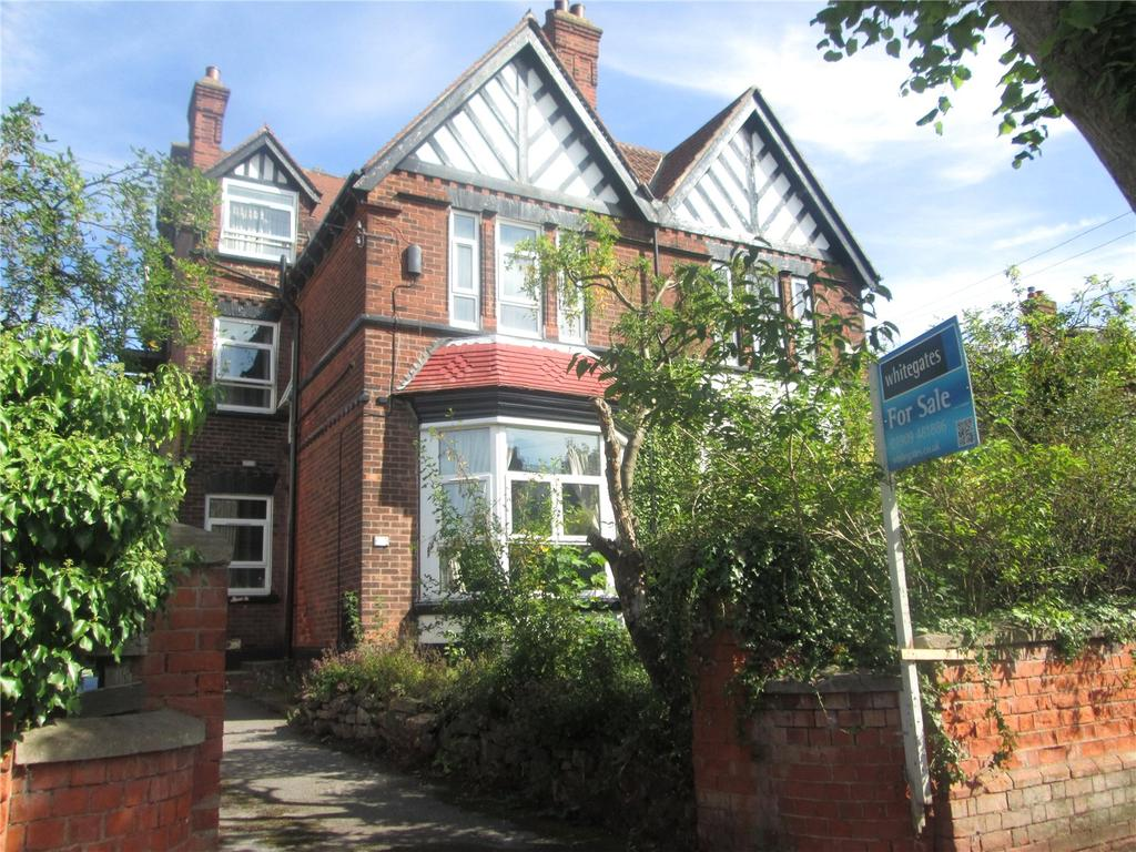 5 Bedrooms Semi Detached House for sale in Highland Grove, Worksop, Nottinghamshire, S81