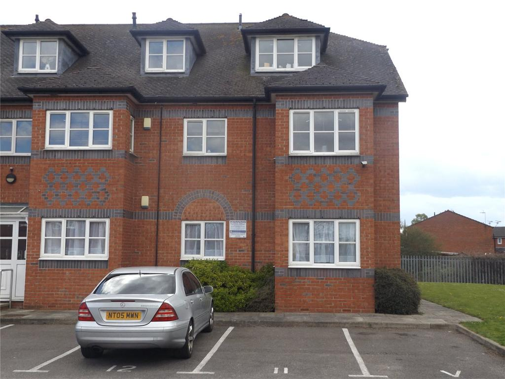 2 Bedrooms Apartment Flat for sale in Signal Court, Lightfoot Street, Hoole, Chester, CH2