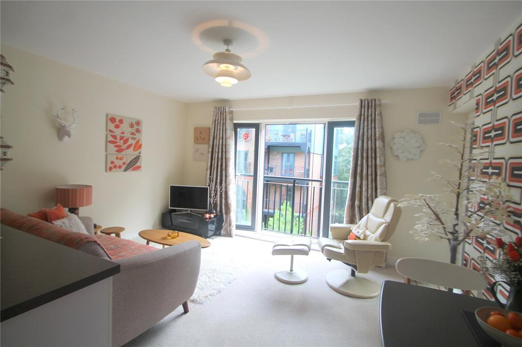 2 Bedrooms Apartment Flat for sale in Bridleway House, Cannons Wharf, Tonbridge, Kent, TN9