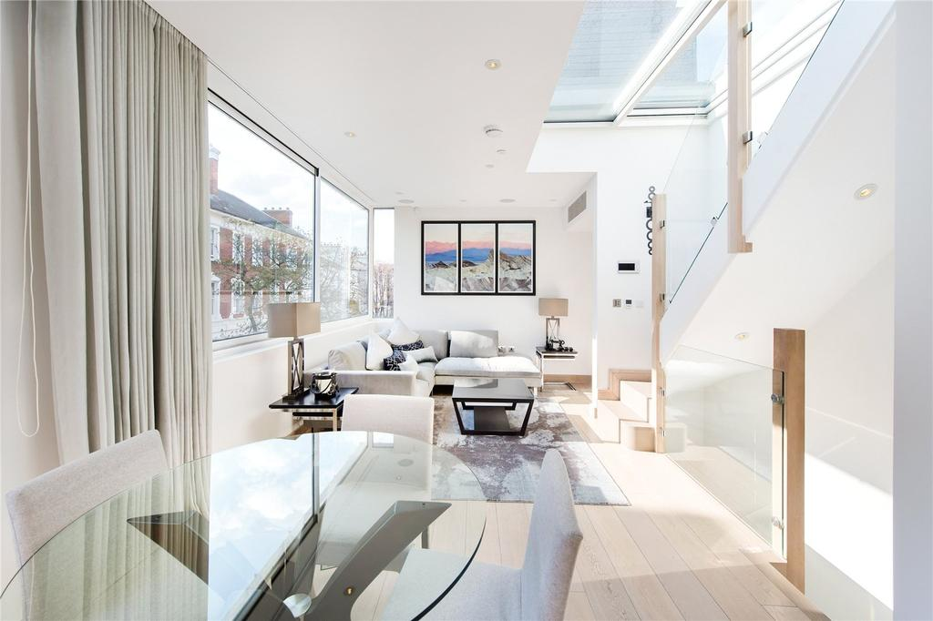 2 Bedrooms House for sale in Gilston Road, Chelsea, London