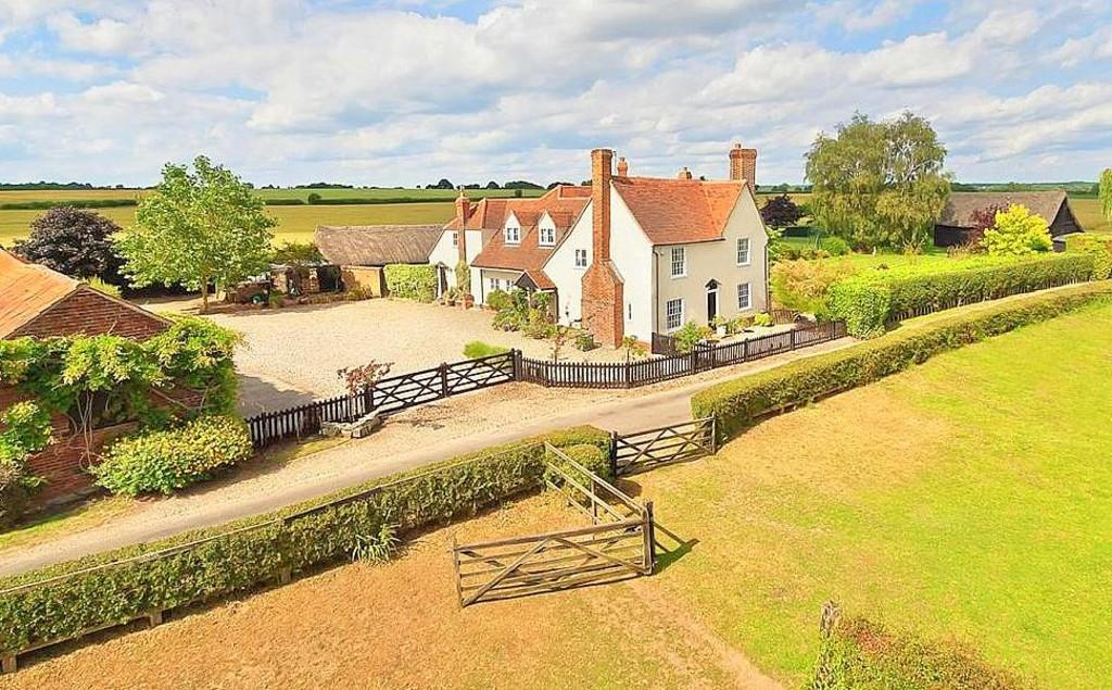 6 Bedrooms Detached House for sale in Ulting, Maldon