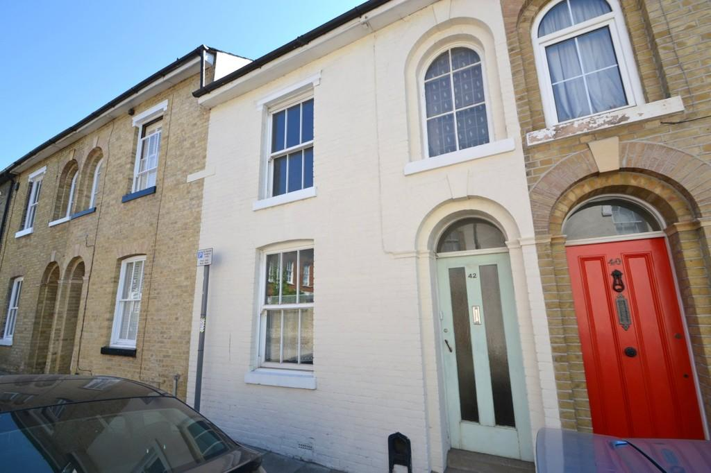 3 Bedrooms Terraced House for sale in Orford Street, Ipswich, Suffolk