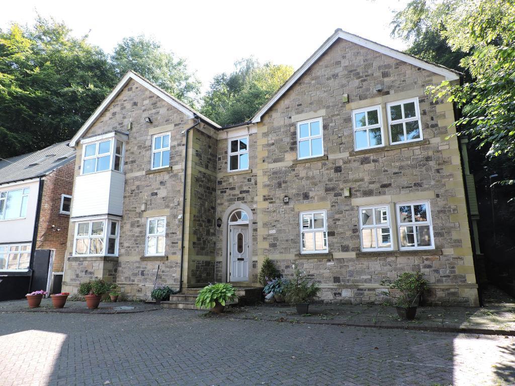 2 Bedrooms Ground Flat for sale in Gibside Court, Burnopfield, Burnopfield, Tyne Wear, NE16 6LU