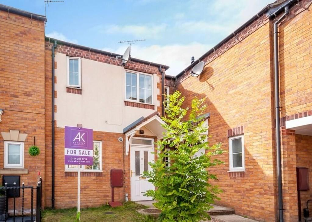 2 Bedrooms Town House for sale in Gleadless Rise, Gleadless, Sheffield