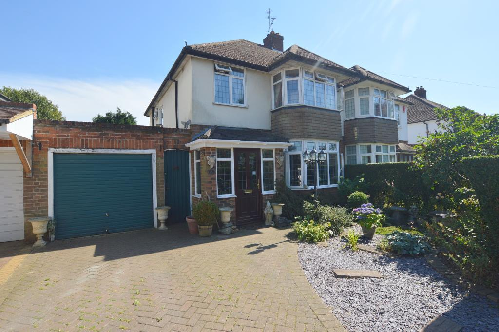 3 Bedrooms Semi Detached House for sale in Hitchin Road, Stopsley, Luton, LU2 7UJ