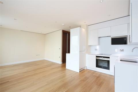 Studio to rent - Waterview Drive, London, SE10