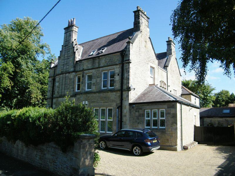 2 Bedrooms Apartment Flat for sale in Allendale Road, Hexham