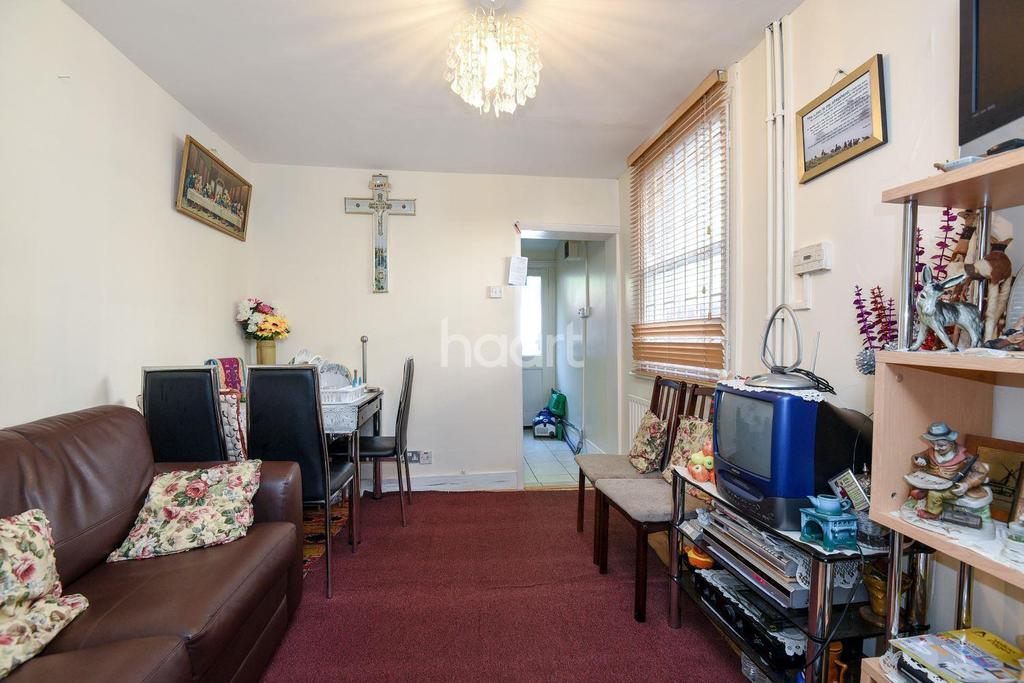 2 Bedrooms End Of Terrace House for sale in Arlingford Villas, Arlingford Road, Brixton, SW2