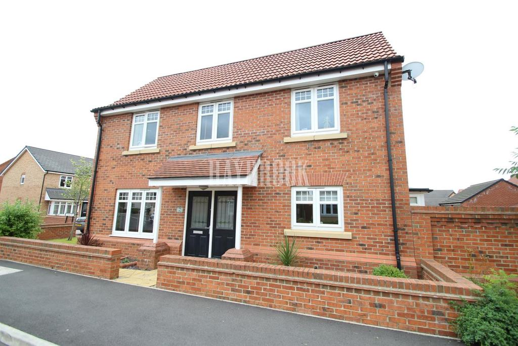 4 Bedrooms Detached House for sale in Cambridge Mews, Wath-upon-dearne