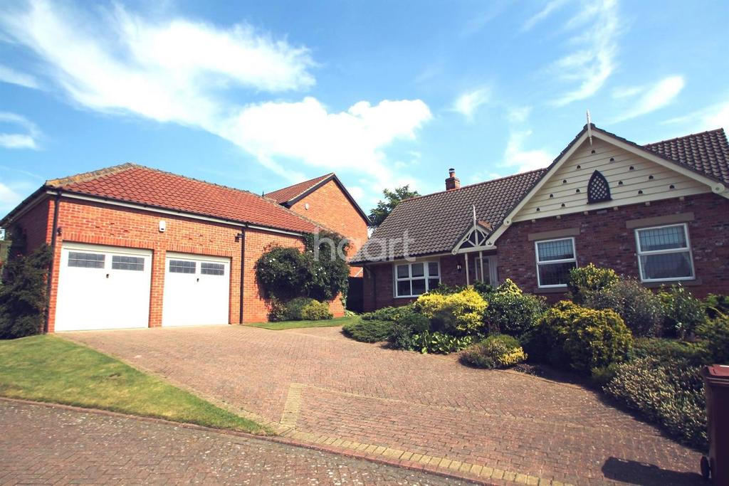 3 Bedrooms Bungalow for sale in Crackle Hill, Westwoodside