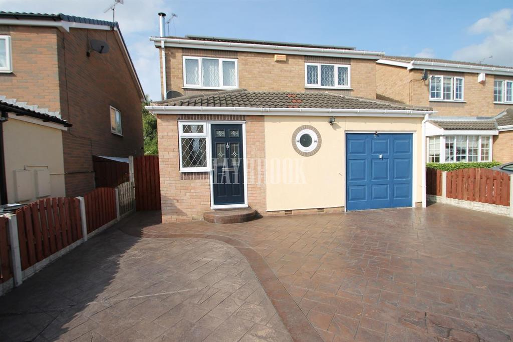 4 Bedrooms Detached House for sale in Collingbourne Avenue, Sothall