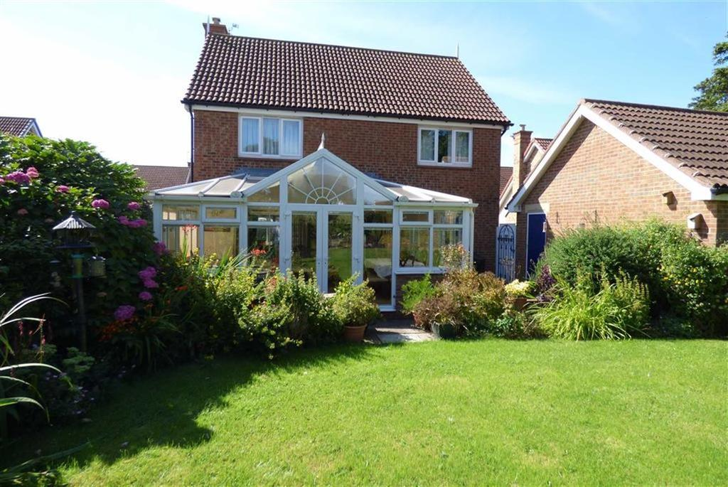 4 Bedrooms Detached House for sale in Northlands, Tynemouth