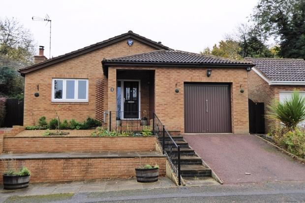 3 Bedrooms Detached Bungalow for sale in Whaddon Close, West Hunsbury, Northampton, NN4