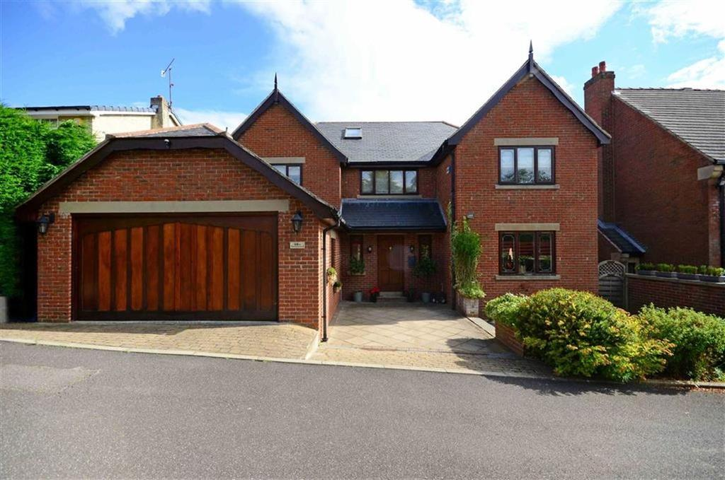6 Bedrooms Detached House for sale in Woodlands, 56D, Dore Road, Dore, Sheffield, S17