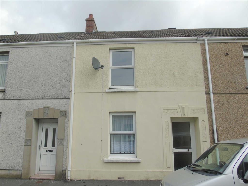 2 Bedrooms Terraced House for sale in Burry Street, Seaside, Llanelli