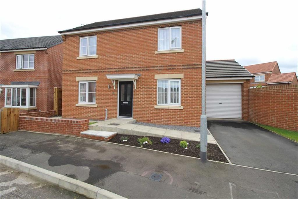 3 Bedrooms Detached House for sale in Lambley Crescent, Seaton Deleval