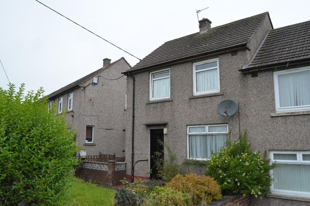 2 Bedrooms Semi Detached House for sale in Main Street, Shieldhill, Falkirk, FK1 2DZ