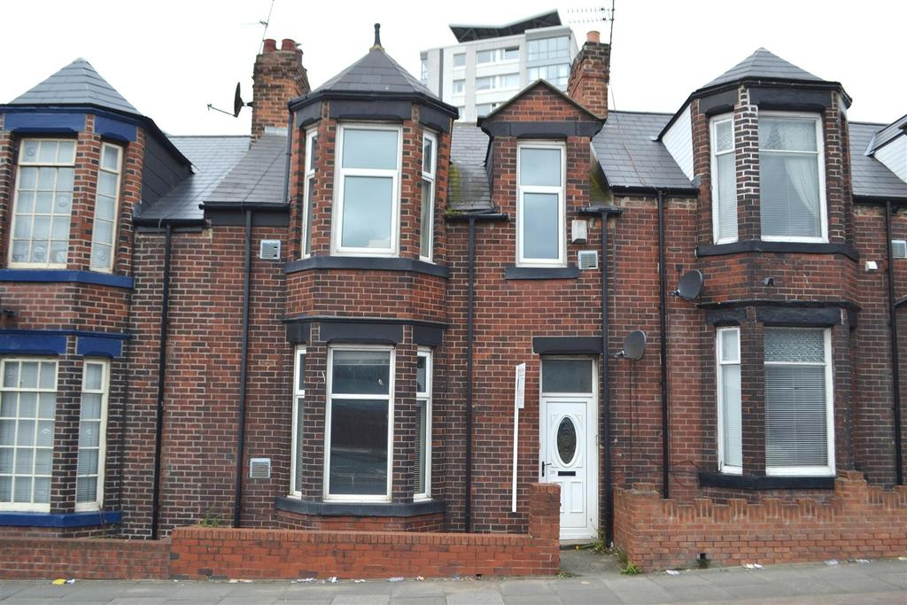 3 Bedrooms Terraced House for sale in Newcastle Road, Monkwearmouth, Sunderland
