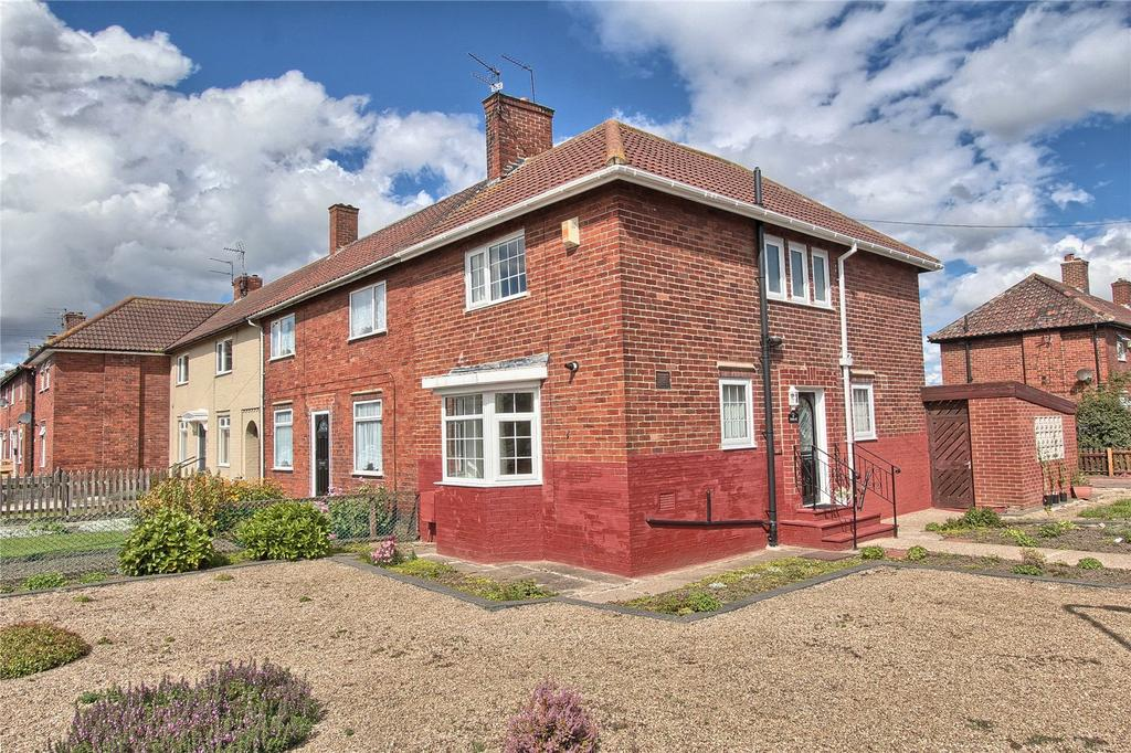 3 Bedrooms End Of Terrace House for sale in Central Avenue, Billingham