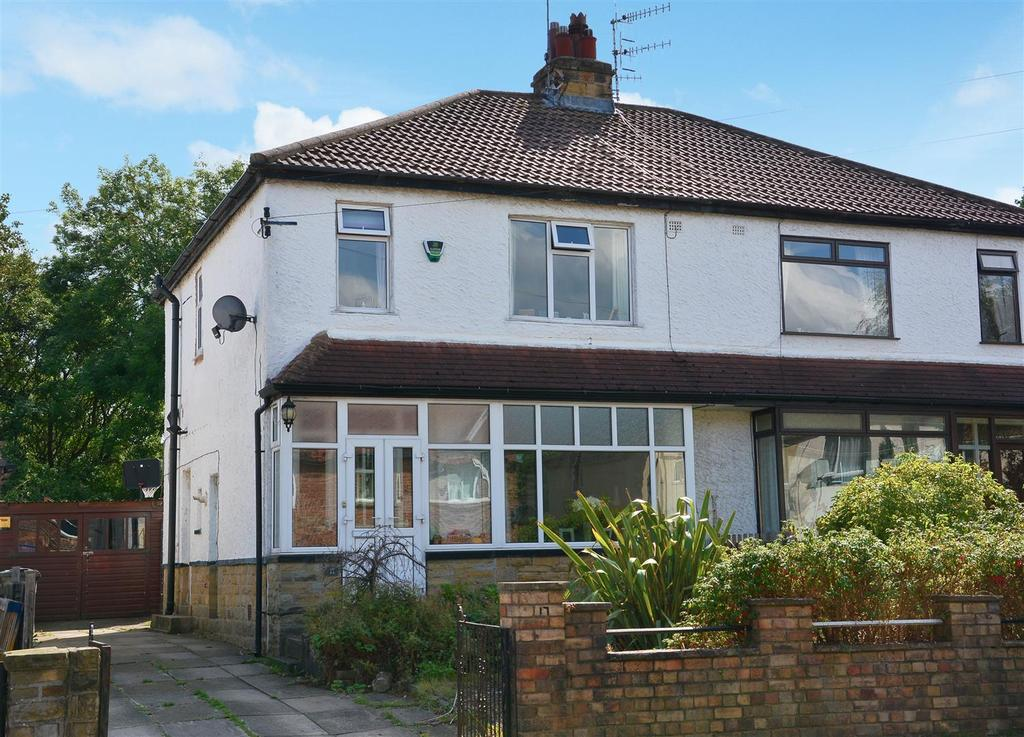 3 Bedrooms Semi Detached House for sale in Upper Carr Lane, Calverley