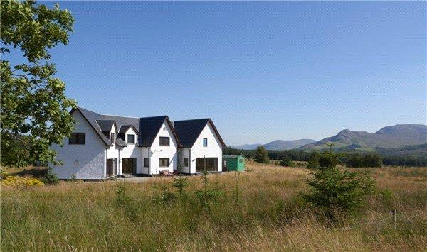 6 Bedrooms Detached House for sale in Christmas Lodge, Wester Drummond, Whitebridge, Inverness, Highland, IV2
