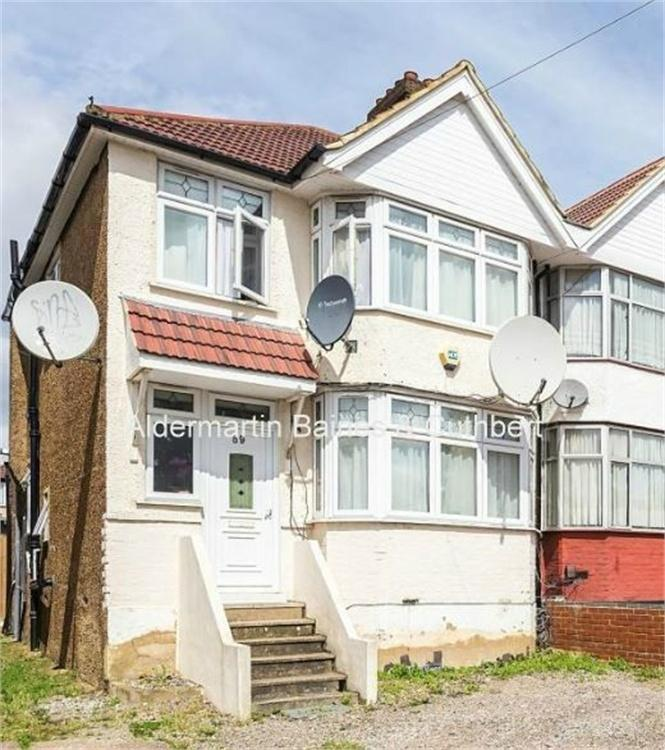 3 Bedrooms Semi Detached House for sale in Rushgrove Avenue, Colindale, London