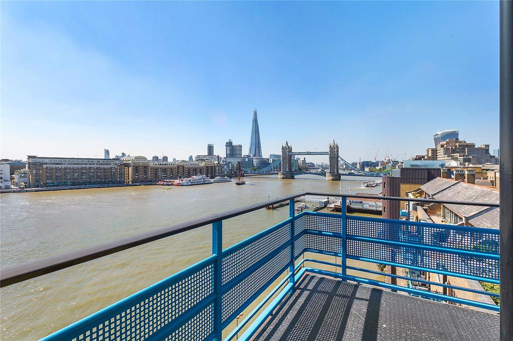 3 Bedrooms Penthouse Flat for sale in Tower Bridge Wharf, 86 St. Katharines Way, London, E1W