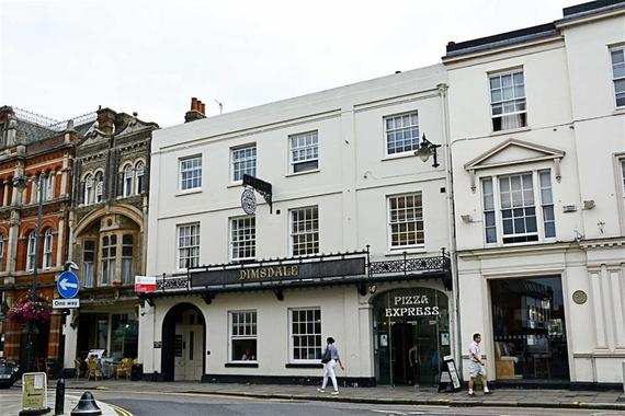 Fore Street Hertford Herts Sg14 2 Bed Flat 270000