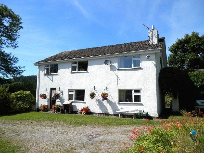 5 Bedrooms Detached House for sale in Rhandirmwyn, Llandovery, Carmarthenshire.