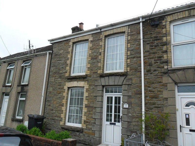 2 Bedrooms Terraced House for sale in , Lon Hir, Alltwen, Pontardawe, Swansea.