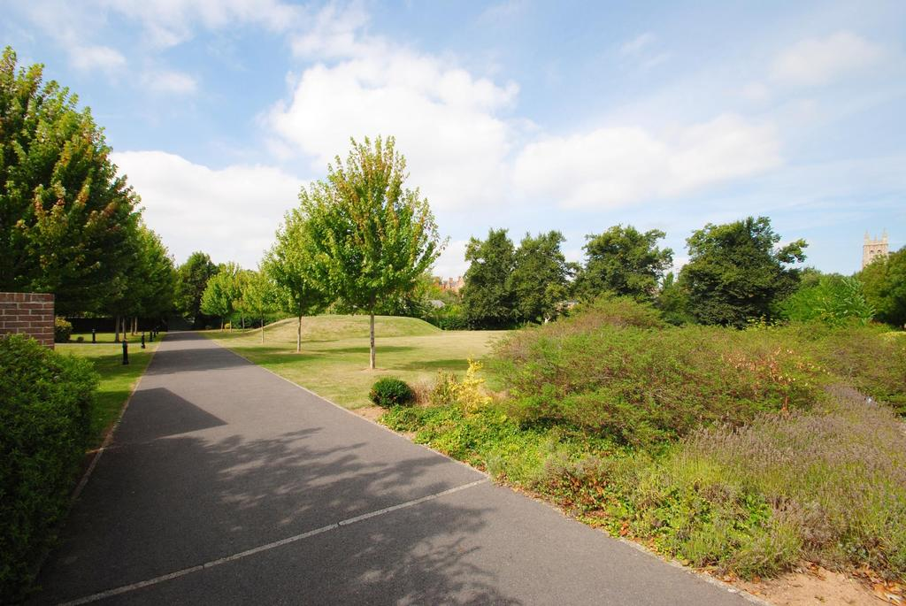 2 Bedrooms Apartment Flat for sale in St. Josephs Field, Taunton