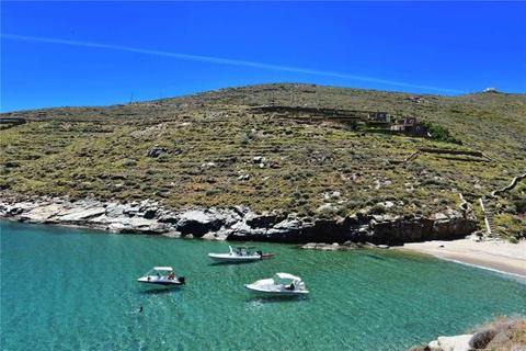 Land  - Psili Ammos, Kea Island, Cyclades Islands