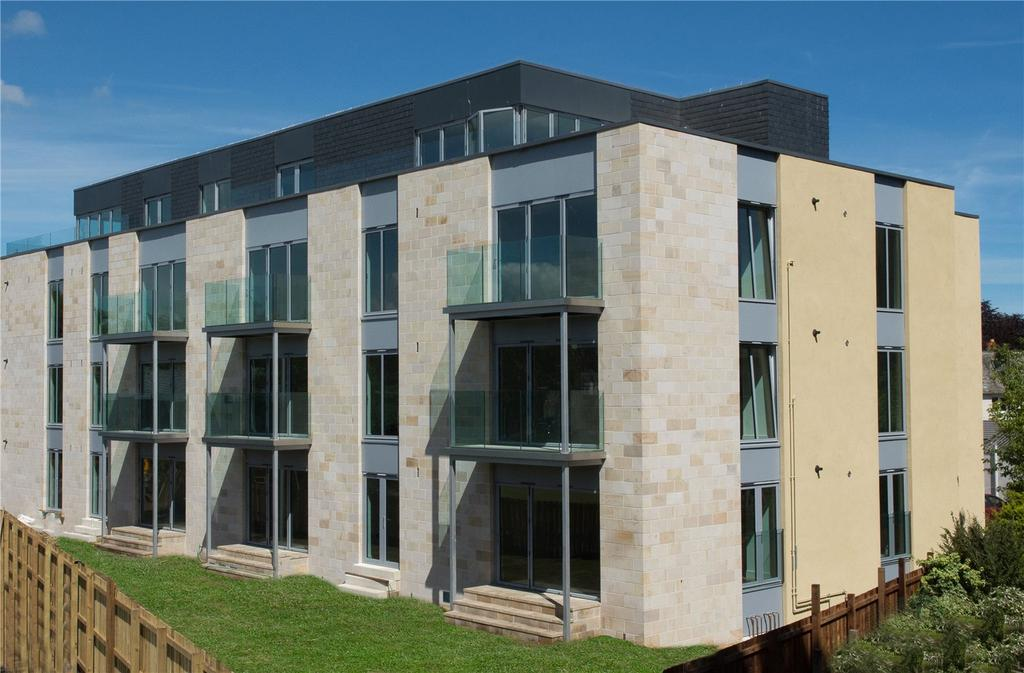 2 Bedrooms Penthouse Flat for sale in 2 Bed Apartments The Square Green, 26 Kinnessburn Road, St. Andrews, Fife, KY16